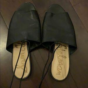 Sam Edelman peep toe sandal